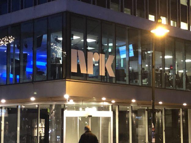 I dag besøkte Ninjana NRK Sørlandet