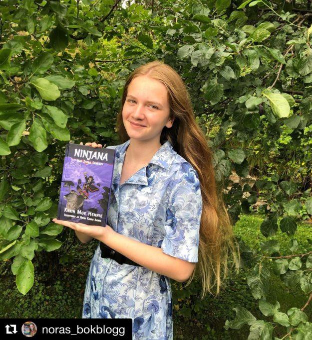Bokomtale på Noras bokblogg