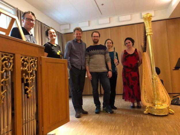 Høre til ble vist under Trondheim kammermusikkfestival